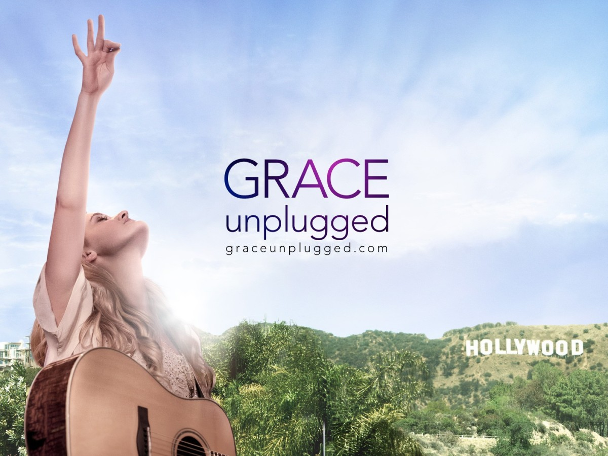 Grace Unplugged and the Act of Novel Writing